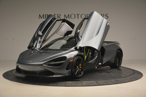 Used 2018 McLaren 720S Performance for sale $234,900 at Alfa Romeo of Greenwich in Greenwich CT 06830 14
