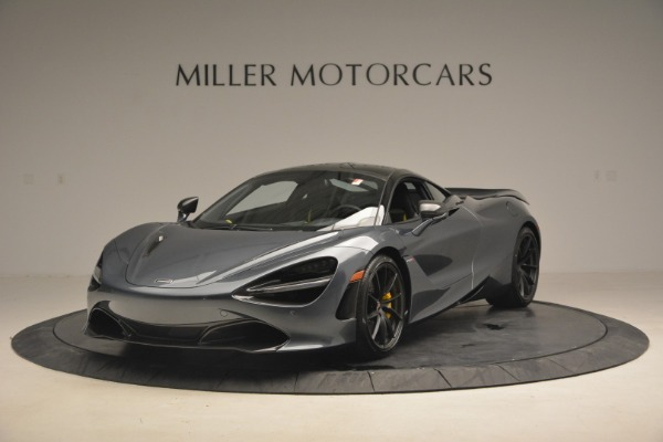Used 2018 McLaren 720S Performance for sale $234,900 at Alfa Romeo of Greenwich in Greenwich CT 06830 2