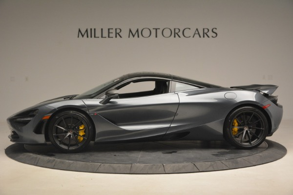 Used 2018 McLaren 720S Performance for sale $234,900 at Alfa Romeo of Greenwich in Greenwich CT 06830 3