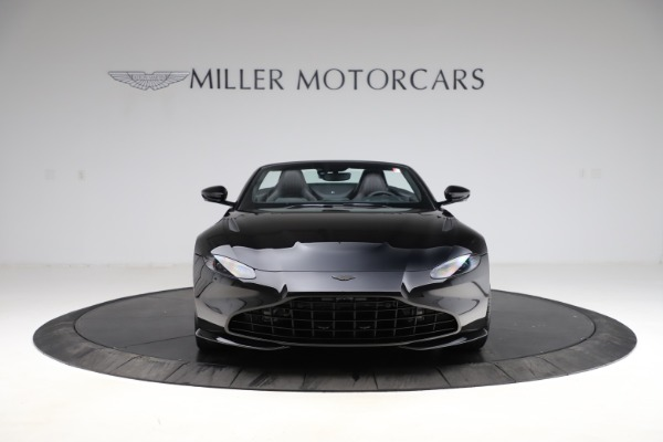 New 2021 Aston Martin Vantage Roadster for sale Sold at Alfa Romeo of Greenwich in Greenwich CT 06830 11