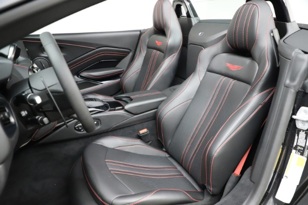 New 2021 Aston Martin Vantage Roadster for sale Sold at Alfa Romeo of Greenwich in Greenwich CT 06830 15