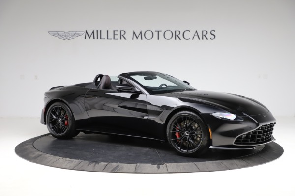 New 2021 Aston Martin Vantage Roadster for sale Sold at Alfa Romeo of Greenwich in Greenwich CT 06830 9