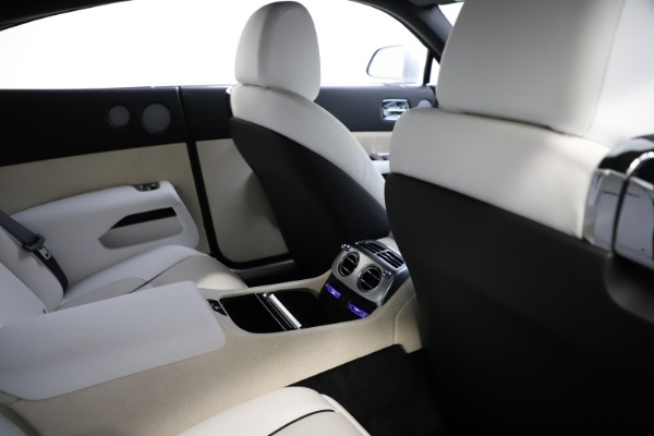 Used 2014 Rolls-Royce Wraith for sale Sold at Alfa Romeo of Greenwich in Greenwich CT 06830 20