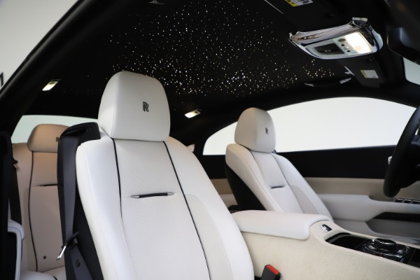 Used 2014 Rolls-Royce Wraith for sale Sold at Alfa Romeo of Greenwich in Greenwich CT 06830 24