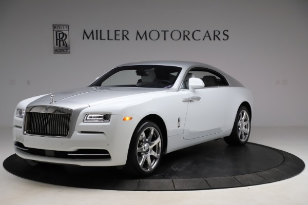 Used 2014 Rolls-Royce Wraith for sale Sold at Alfa Romeo of Greenwich in Greenwich CT 06830 3