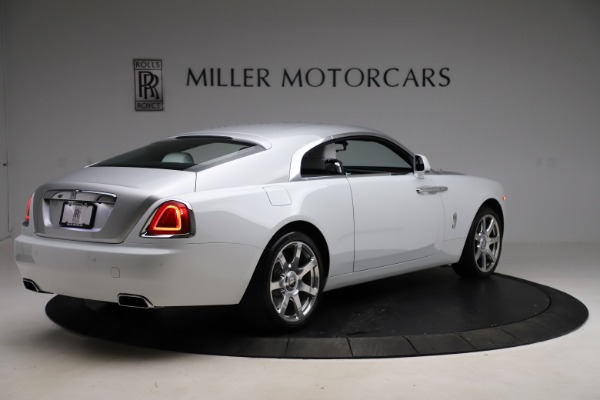 Used 2014 Rolls-Royce Wraith for sale Sold at Alfa Romeo of Greenwich in Greenwich CT 06830 9
