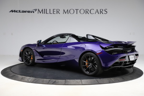 Used 2020 McLaren 720S Spider for sale Call for price at Alfa Romeo of Greenwich in Greenwich CT 06830 10