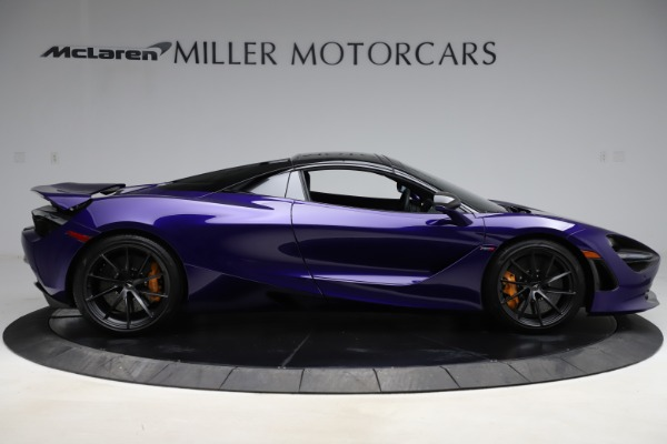 Used 2020 McLaren 720S Spider for sale Call for price at Alfa Romeo of Greenwich in Greenwich CT 06830 13