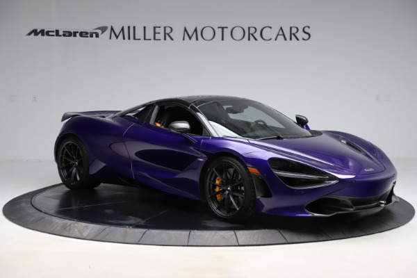 Used 2020 McLaren 720S Spider for sale Call for price at Alfa Romeo of Greenwich in Greenwich CT 06830 14