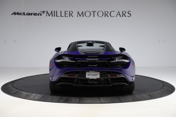 Used 2020 McLaren 720S Spider for sale Call for price at Alfa Romeo of Greenwich in Greenwich CT 06830 16