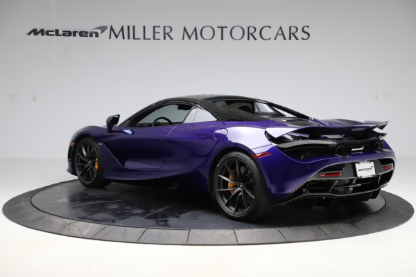 Used 2020 McLaren 720S Spider for sale Call for price at Alfa Romeo of Greenwich in Greenwich CT 06830 17
