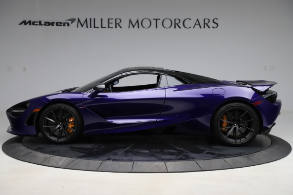 Used 2020 McLaren 720S Spider for sale Call for price at Alfa Romeo of Greenwich in Greenwich CT 06830 18