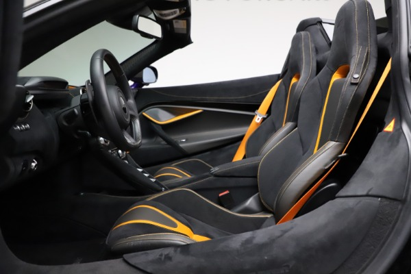 Used 2020 McLaren 720S Spider for sale Call for price at Alfa Romeo of Greenwich in Greenwich CT 06830 24