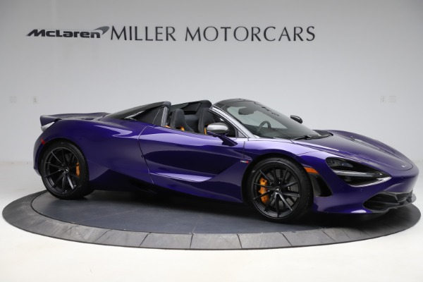 Used 2020 McLaren 720S Spider for sale Call for price at Alfa Romeo of Greenwich in Greenwich CT 06830 5