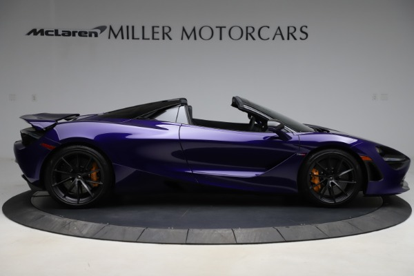 Used 2020 McLaren 720S Spider for sale Call for price at Alfa Romeo of Greenwich in Greenwich CT 06830 6