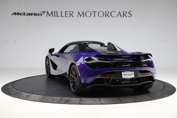Used 2020 McLaren 720S Spider for sale Call for price at Alfa Romeo of Greenwich in Greenwich CT 06830 9
