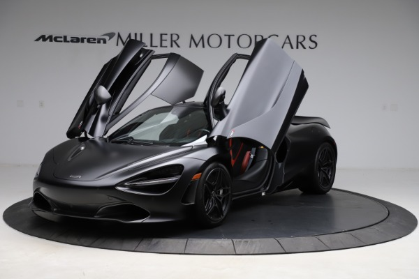 Used 2018 McLaren 720S Performance for sale $239,900 at Alfa Romeo of Greenwich in Greenwich CT 06830 13