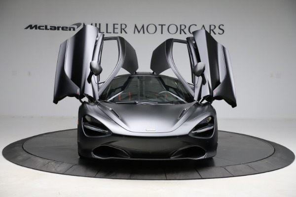 Used 2018 McLaren 720S Performance for sale $239,900 at Alfa Romeo of Greenwich in Greenwich CT 06830 14