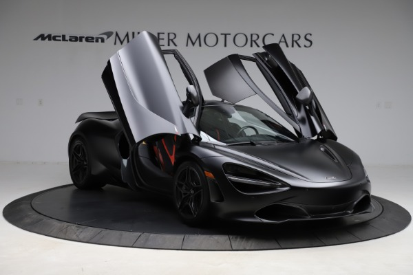 Used 2018 McLaren 720S Performance for sale $239,900 at Alfa Romeo of Greenwich in Greenwich CT 06830 15