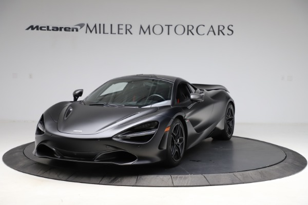 Used 2018 McLaren 720S Performance for sale $239,900 at Alfa Romeo of Greenwich in Greenwich CT 06830 2