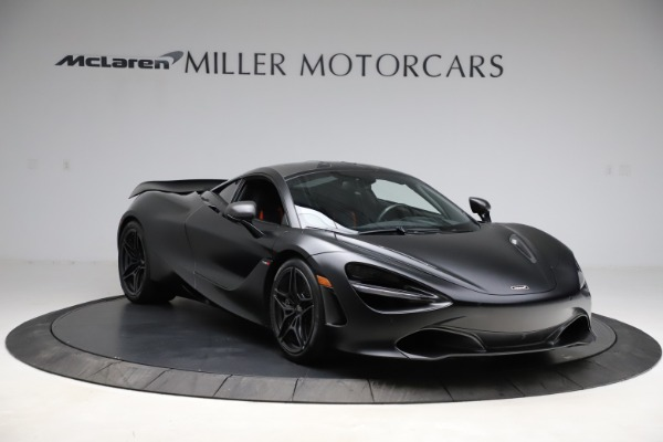 Used 2018 McLaren 720S Performance for sale $239,900 at Alfa Romeo of Greenwich in Greenwich CT 06830 4