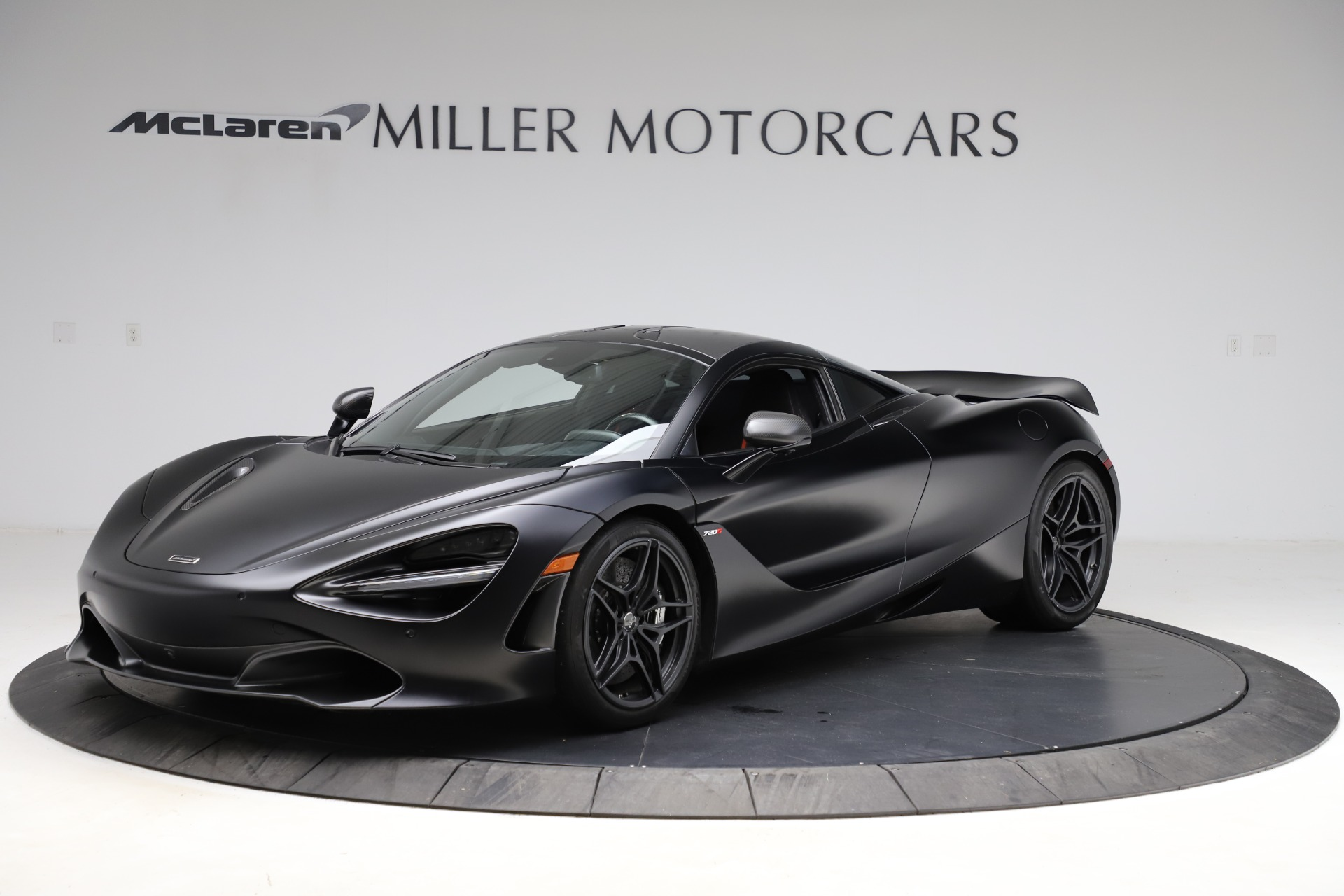 Used 2018 McLaren 720S Performance for sale $239,900 at Alfa Romeo of Greenwich in Greenwich CT 06830 1