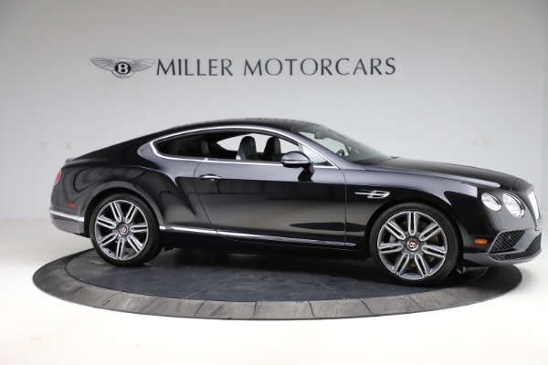 Used 2017 Bentley Continental GT V8 for sale $139,900 at Alfa Romeo of Greenwich in Greenwich CT 06830 10