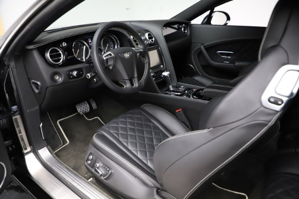 Used 2017 Bentley Continental GT V8 for sale $139,900 at Alfa Romeo of Greenwich in Greenwich CT 06830 17
