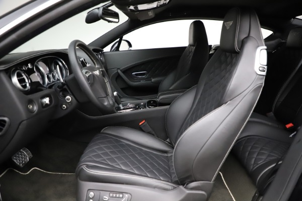 Used 2017 Bentley Continental GT V8 for sale $139,900 at Alfa Romeo of Greenwich in Greenwich CT 06830 18