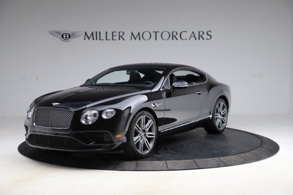 Used 2017 Bentley Continental GT V8 for sale $139,900 at Alfa Romeo of Greenwich in Greenwich CT 06830 2