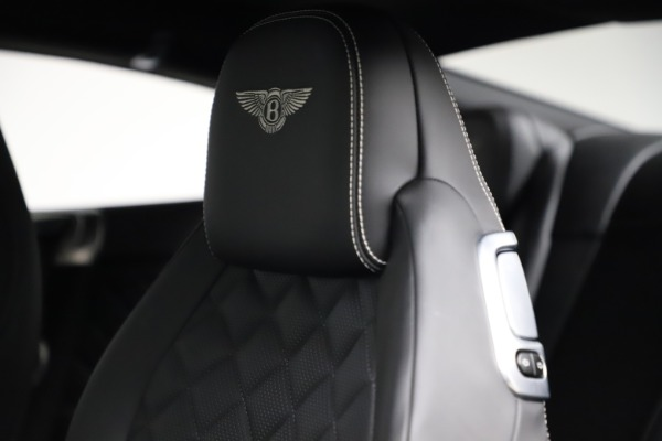 Used 2017 Bentley Continental GT V8 for sale $139,900 at Alfa Romeo of Greenwich in Greenwich CT 06830 20
