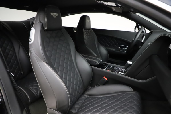 Used 2017 Bentley Continental GT V8 for sale $139,900 at Alfa Romeo of Greenwich in Greenwich CT 06830 25
