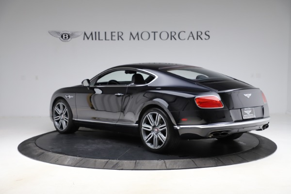 Used 2017 Bentley Continental GT V8 for sale $139,900 at Alfa Romeo of Greenwich in Greenwich CT 06830 5