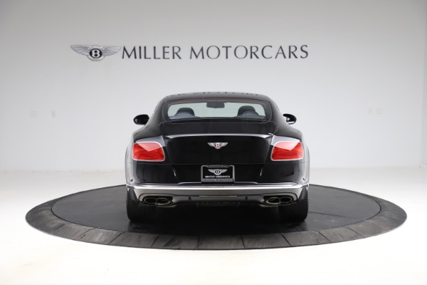 Used 2017 Bentley Continental GT V8 for sale $139,900 at Alfa Romeo of Greenwich in Greenwich CT 06830 6