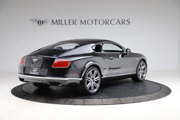 Used 2017 Bentley Continental GT V8 for sale $139,900 at Alfa Romeo of Greenwich in Greenwich CT 06830 8