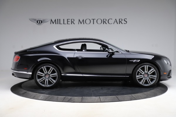 Used 2017 Bentley Continental GT V8 for sale $139,900 at Alfa Romeo of Greenwich in Greenwich CT 06830 9