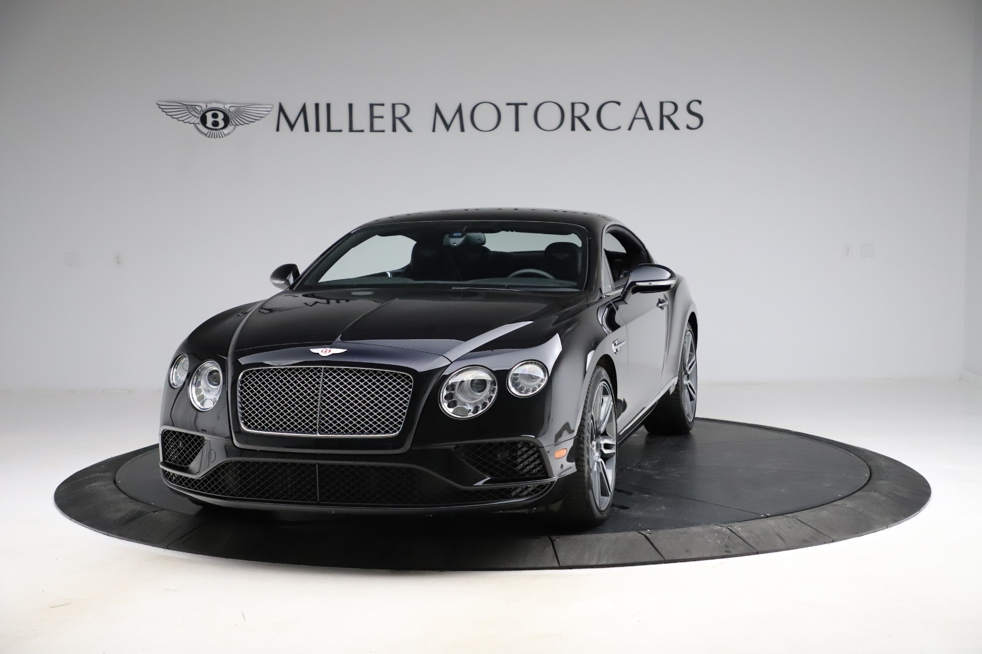 Used 2017 Bentley Continental GT V8 for sale $139,900 at Alfa Romeo of Greenwich in Greenwich CT 06830 1