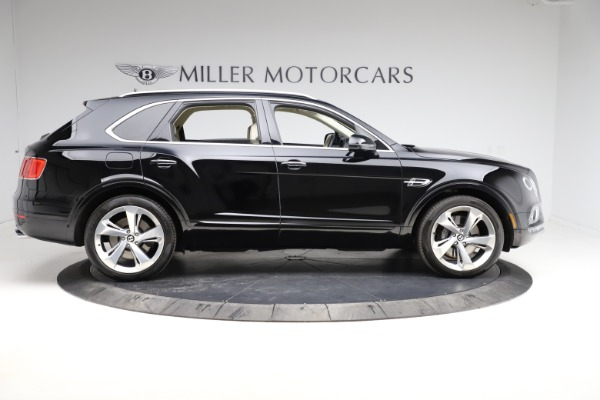 Used 2018 Bentley Bentayga W12 Signature for sale $154,900 at Alfa Romeo of Greenwich in Greenwich CT 06830 9