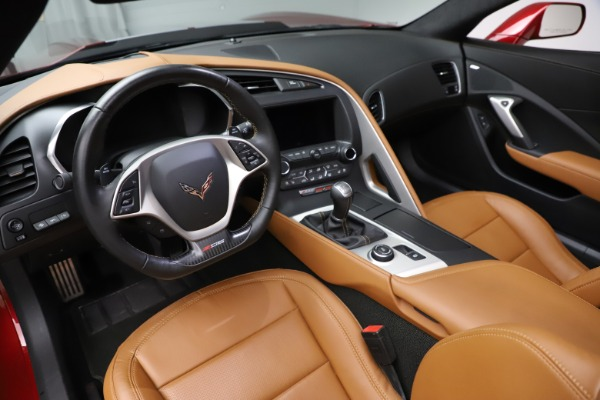 Used 2015 Chevrolet Corvette Z06 for sale $85,900 at Alfa Romeo of Greenwich in Greenwich CT 06830 16