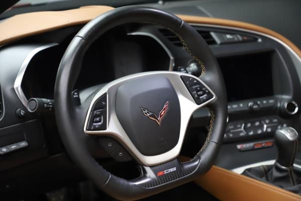 Used 2015 Chevrolet Corvette Z06 for sale $85,900 at Alfa Romeo of Greenwich in Greenwich CT 06830 19