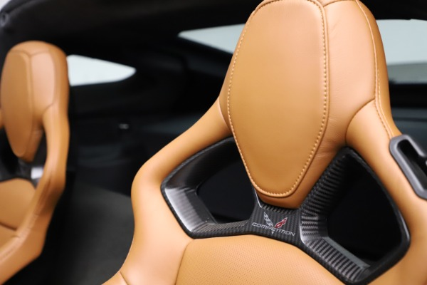 Used 2015 Chevrolet Corvette Z06 for sale $85,900 at Alfa Romeo of Greenwich in Greenwich CT 06830 22