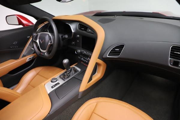 Used 2015 Chevrolet Corvette Z06 for sale $85,900 at Alfa Romeo of Greenwich in Greenwich CT 06830 23