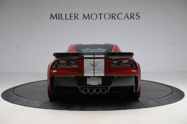 Used 2015 Chevrolet Corvette Z06 for sale $85,900 at Alfa Romeo of Greenwich in Greenwich CT 06830 6