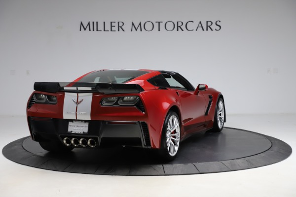 Used 2015 Chevrolet Corvette Z06 for sale $85,900 at Alfa Romeo of Greenwich in Greenwich CT 06830 7