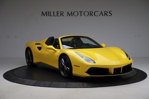 Used 2018 Ferrari 488 Spider for sale Sold at Alfa Romeo of Greenwich in Greenwich CT 06830 11