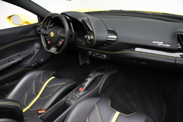 Used 2018 Ferrari 488 Spider for sale Sold at Alfa Romeo of Greenwich in Greenwich CT 06830 23