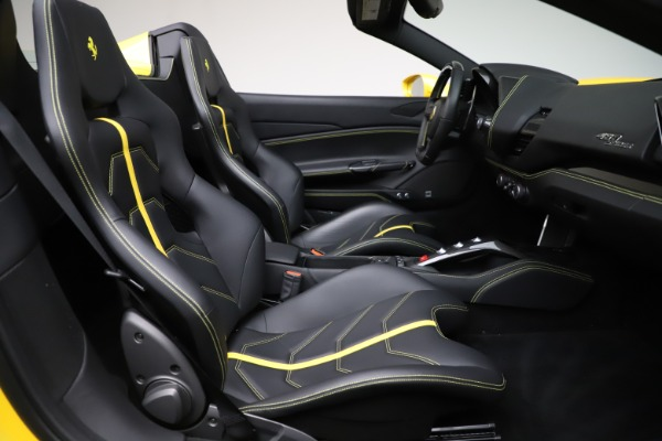 Used 2018 Ferrari 488 Spider for sale Sold at Alfa Romeo of Greenwich in Greenwich CT 06830 24