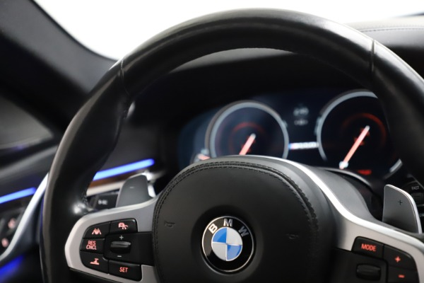 Used 2018 BMW 5 Series M550i xDrive for sale $49,900 at Alfa Romeo of Greenwich in Greenwich CT 06830 23