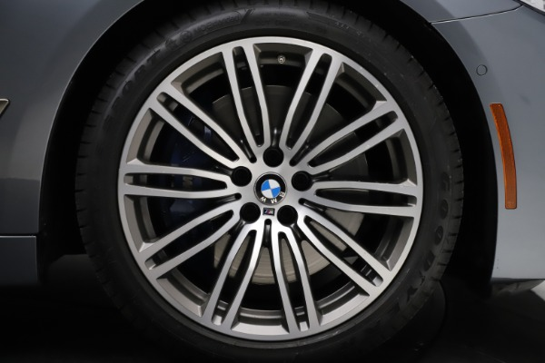 Used 2018 BMW 5 Series M550i xDrive for sale $49,900 at Alfa Romeo of Greenwich in Greenwich CT 06830 26