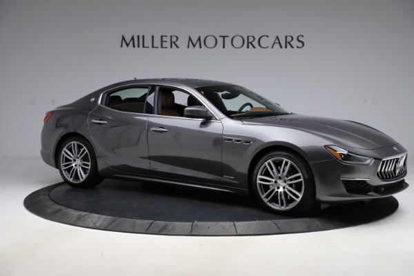 Used 2018 Maserati Ghibli SQ4 GranLusso for sale Call for price at Alfa Romeo of Greenwich in Greenwich CT 06830 10